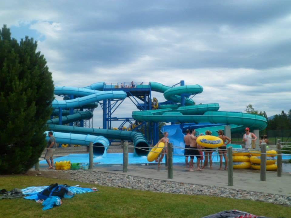 Boulder Beach Silverwood Theme Park