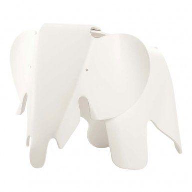 Eames Elephant White Leksaksfigur | Vitra | Länna Möbler | Handla online