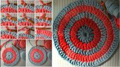 Muy elegante artesanía de tejer Mat Preparación