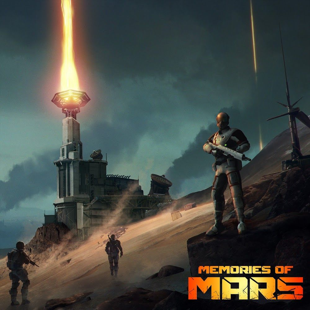 Memories Of Mars Open World Survival Game Set On Mars Survival