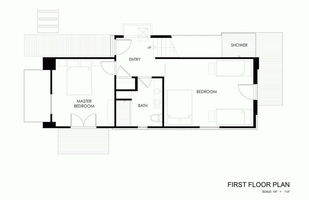 Plano de casa de campo peque a primer piso cabains at - Planos de casas pequenas de campo ...