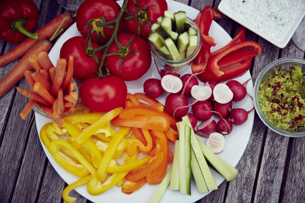 Für die schnelle und vegane Küche muss man nicht immer kochen ...