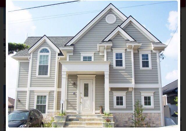 輸入住宅建築diary 彡 ラップサイディングで悩む 輸入住宅 住宅