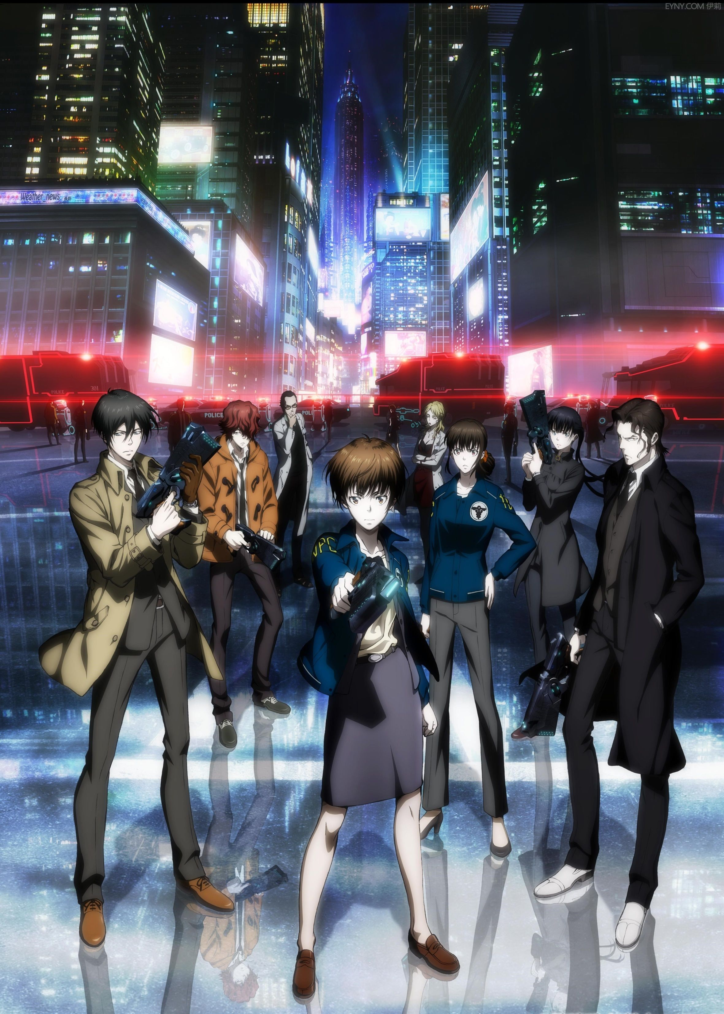 The post PsychoPass 2 01 11 appeared first on Erai