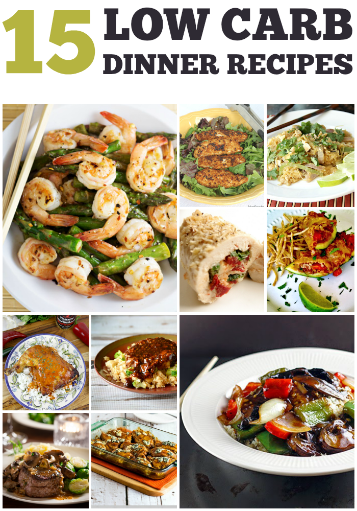 15 Low Carb Dinners the Whole Family Will Love