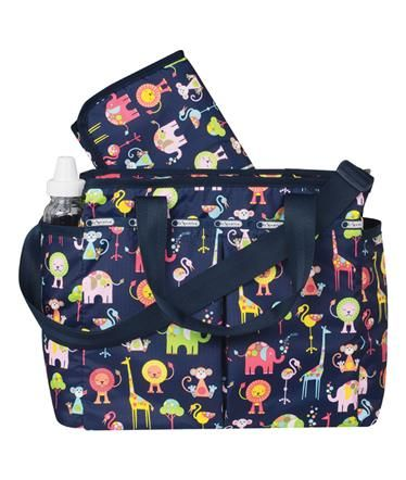 LeSportsac Baby Bag