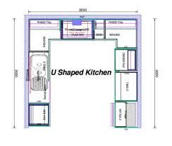 Image Result For Small U Shaped Kitchen Design Layout