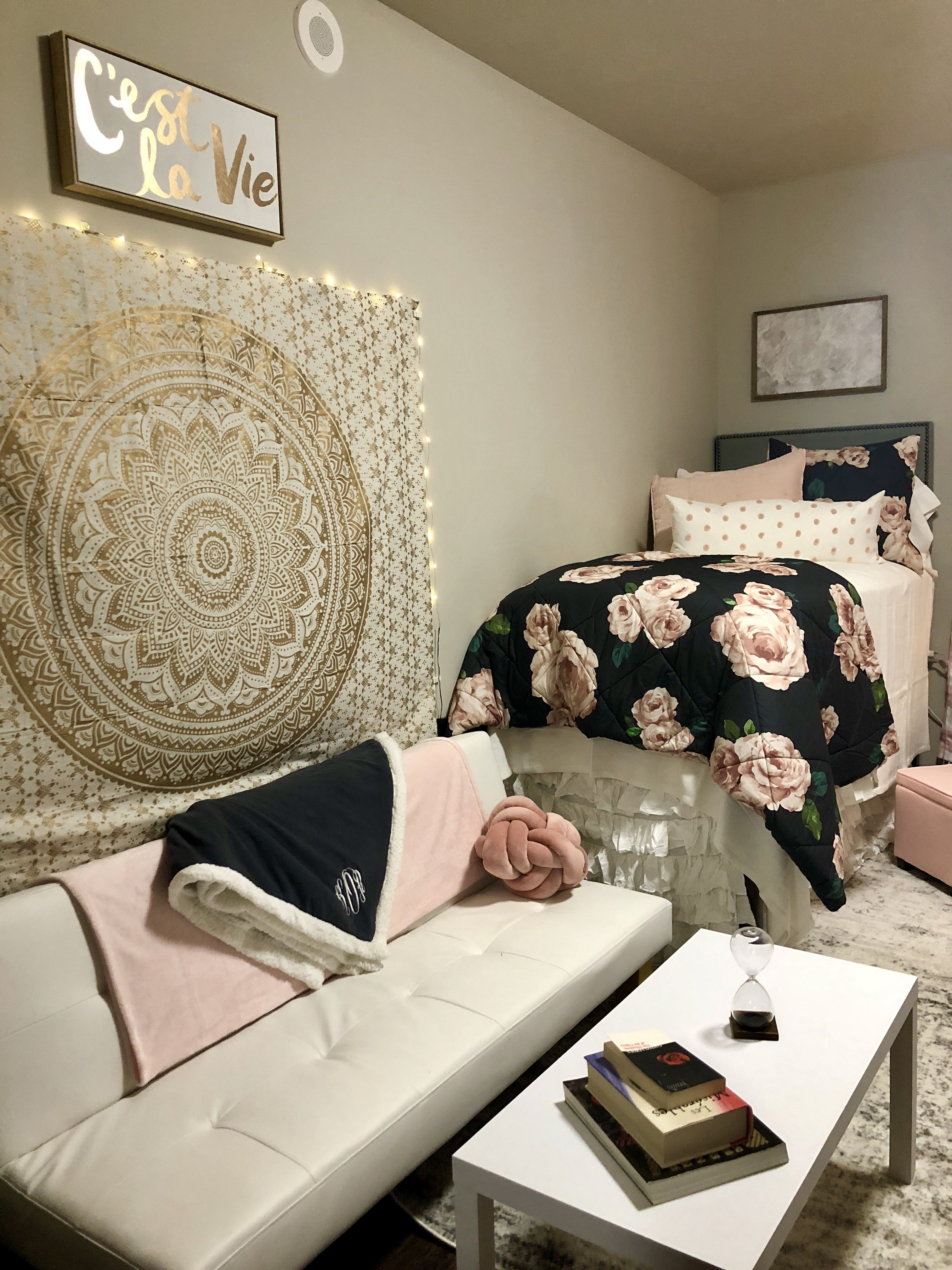 Ole Miss Martin Dorm | College room, Dorm sweet dorm, Dorm