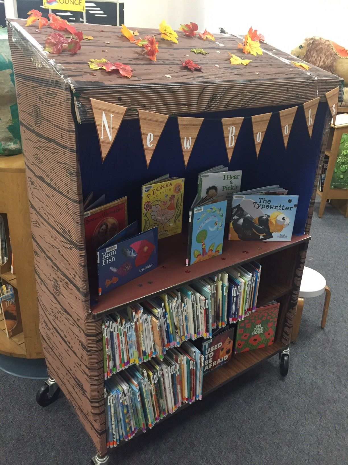 2016 New Picture Books Display