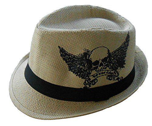 282a248b9 Pin by Dragon Power Distribution on Skulls   Fedora hat, Hats, Skull