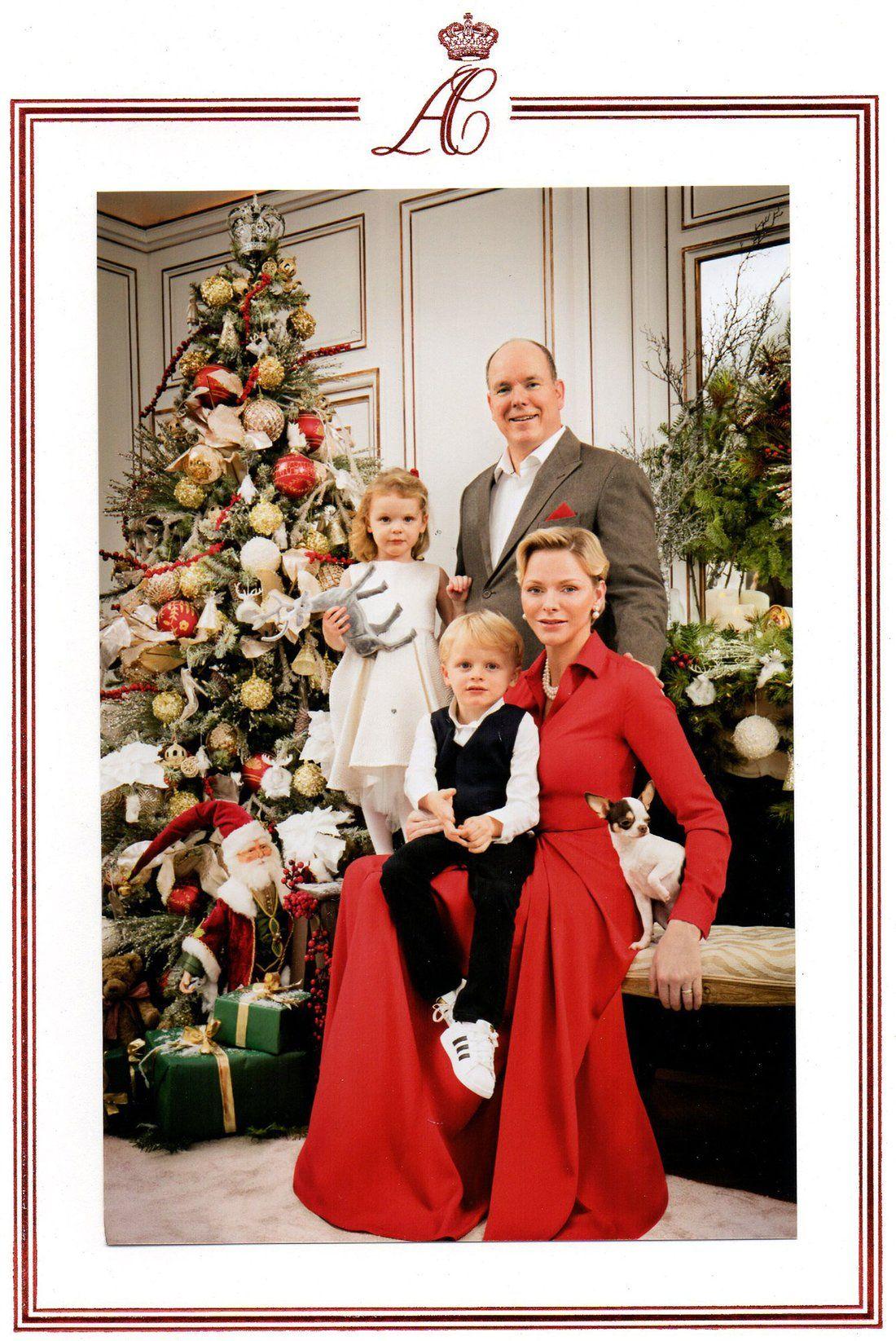 Royal Twins Princess Gabriella And Prince Jacques Shine In New