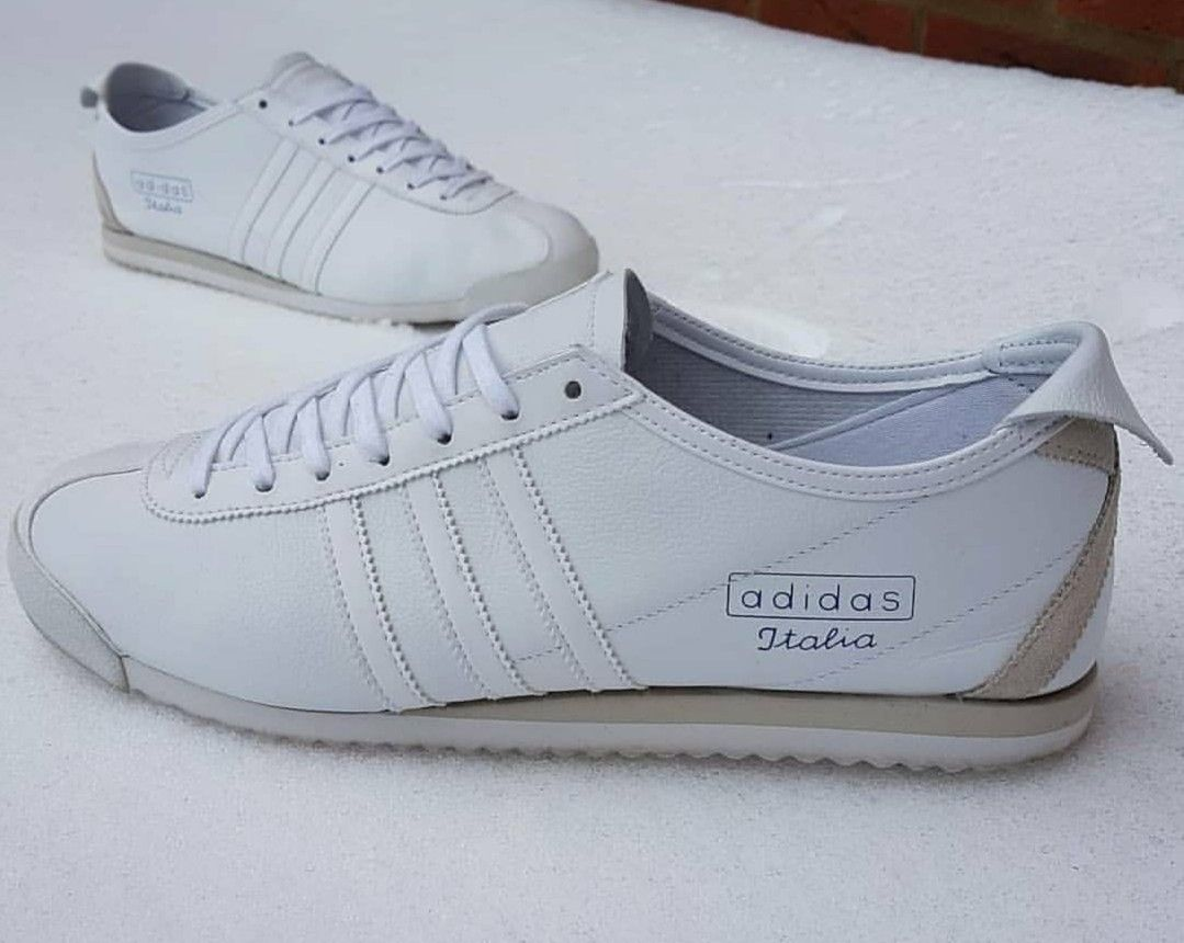 Italia Adidas Shoes 2019 And In Sneakers White En Leather wTxdwUrYq