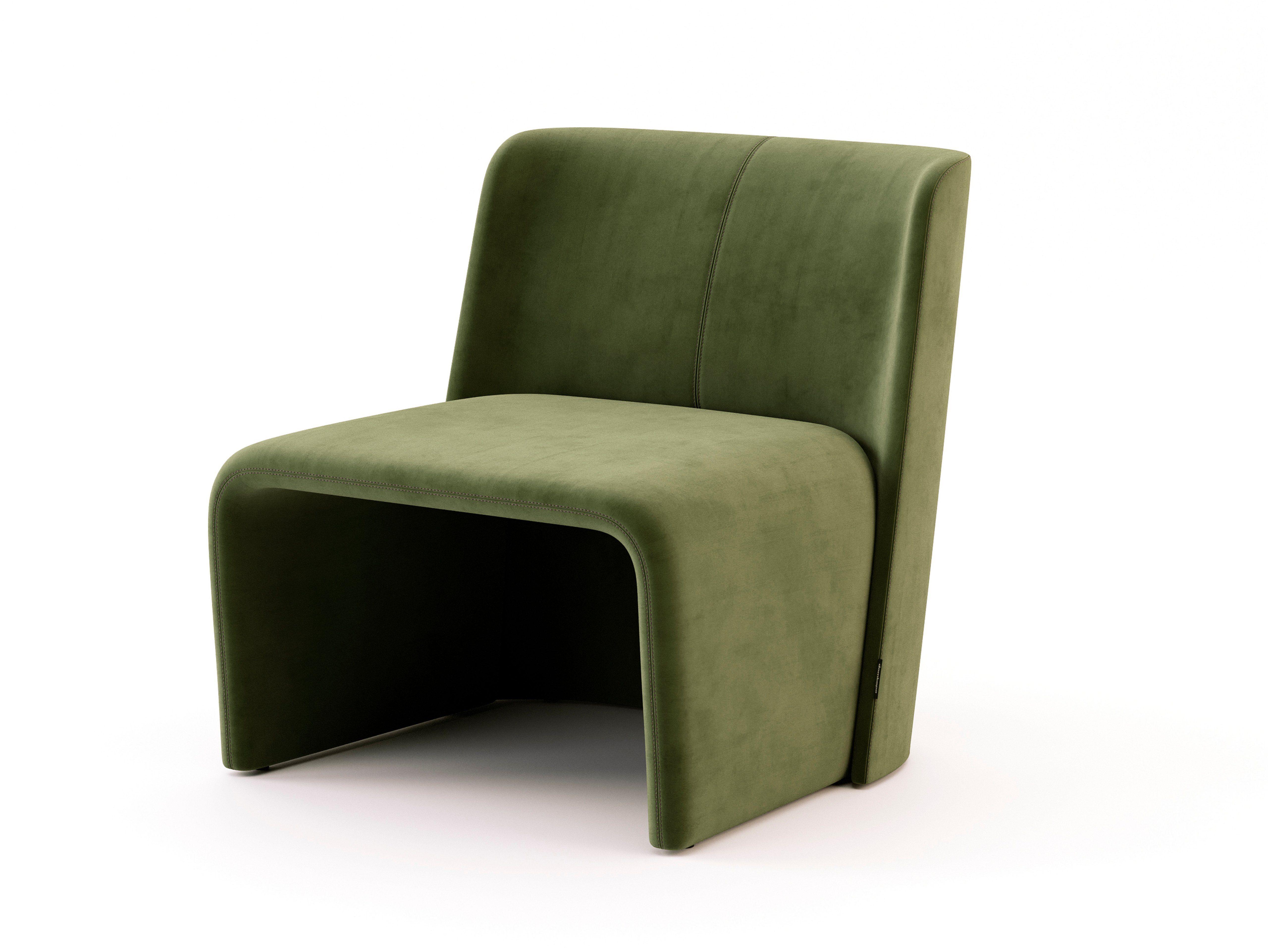 Velvet Armchair Legacy By Domkapa In 2020 Armchair Furniture Futuristic Furniture Velvet Armchair