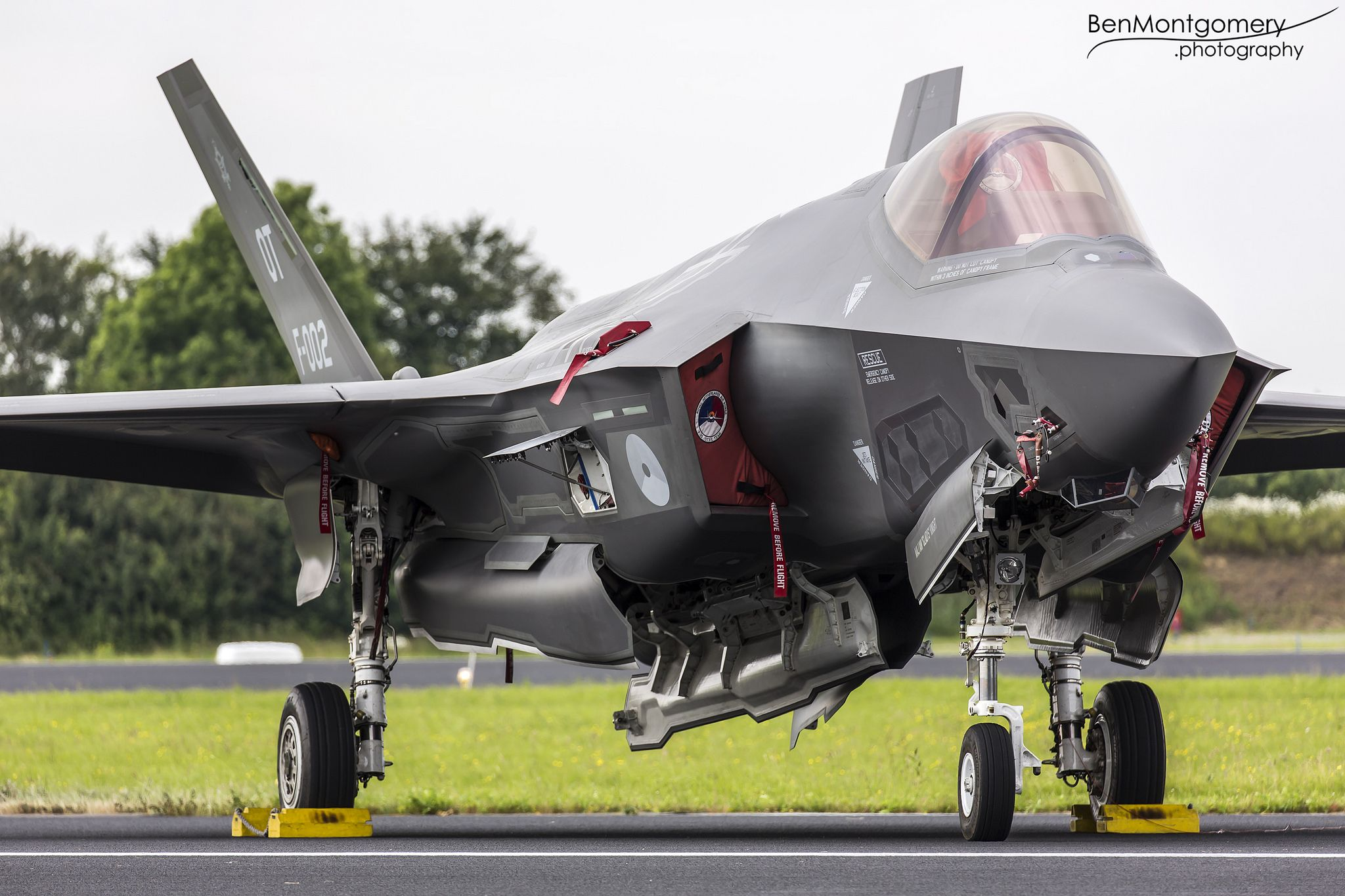 Lockheed Martin F35A Lightning II F002 Royal
