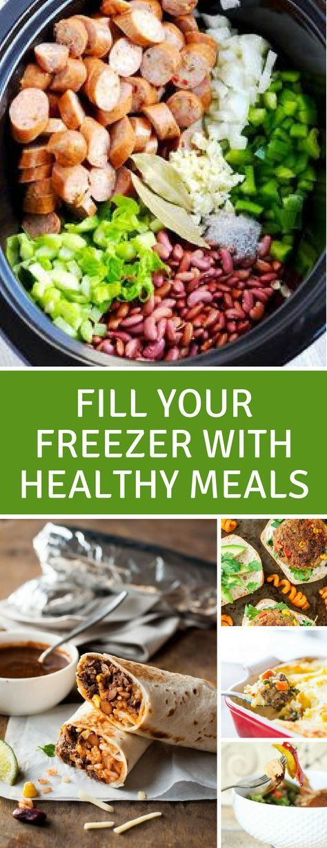 10 Make Ahead Freezer Meals for New Moms to Show How Much You Care images