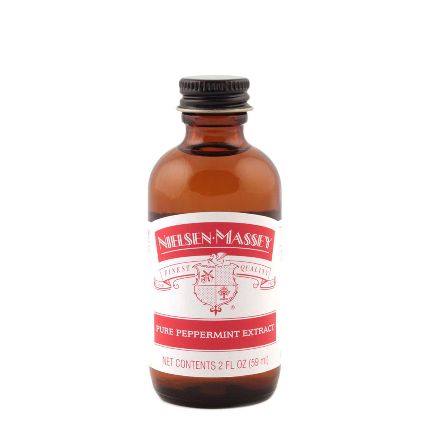 Nielsen Massey Pure Peppermint Extract | Sur La Table