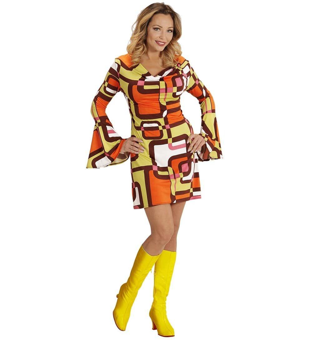 2f34d5241052 Comprar Disfraz adulto Mujer Groovy años 70 Tubes | DISFRACES ADULTO ...