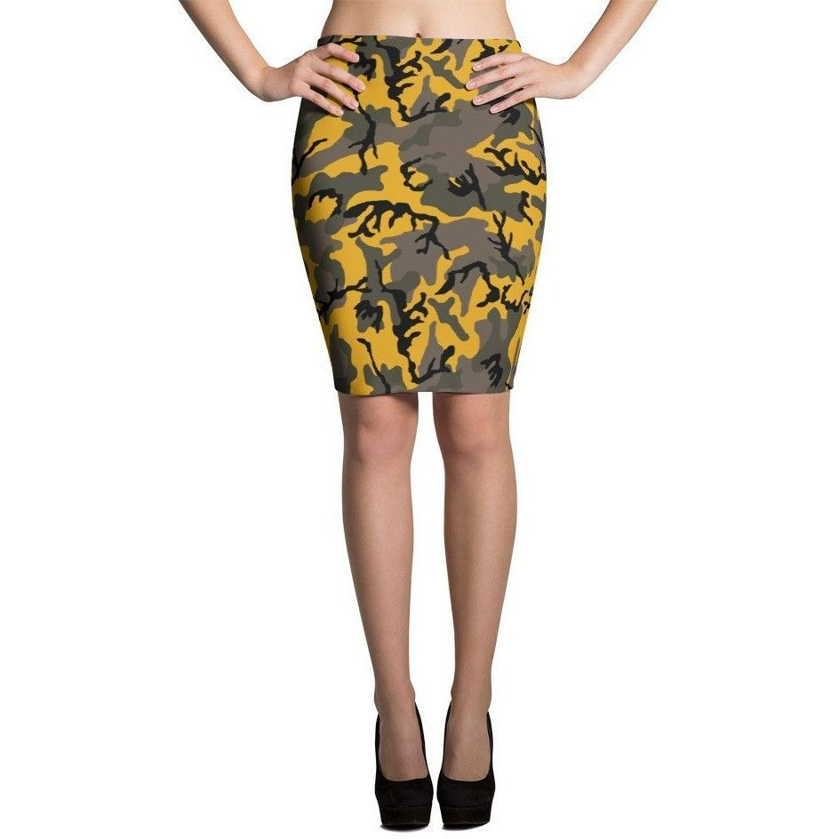 Realtree wedding dresses  Stinger Yellow CAMO Skirts  Camo skirt and Products