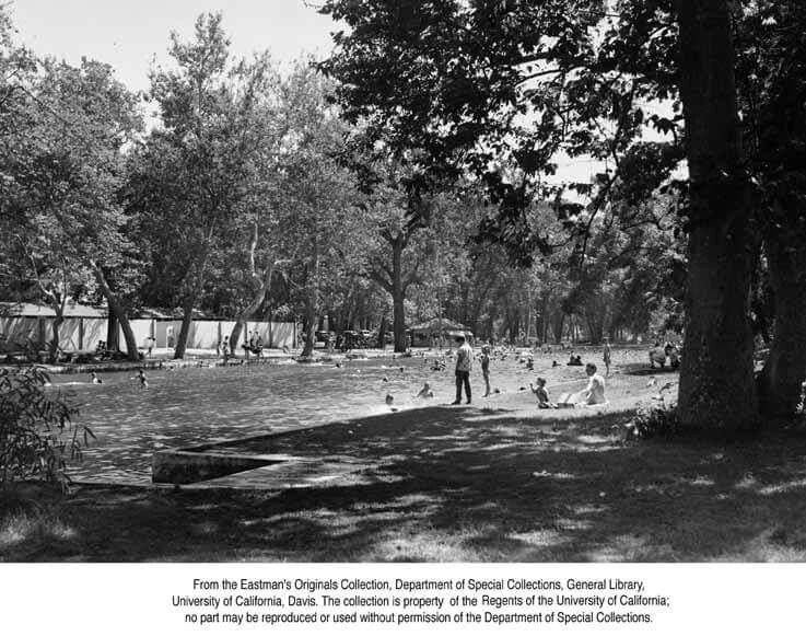 One mile 1953 (With images) Beautiful park, Sierra