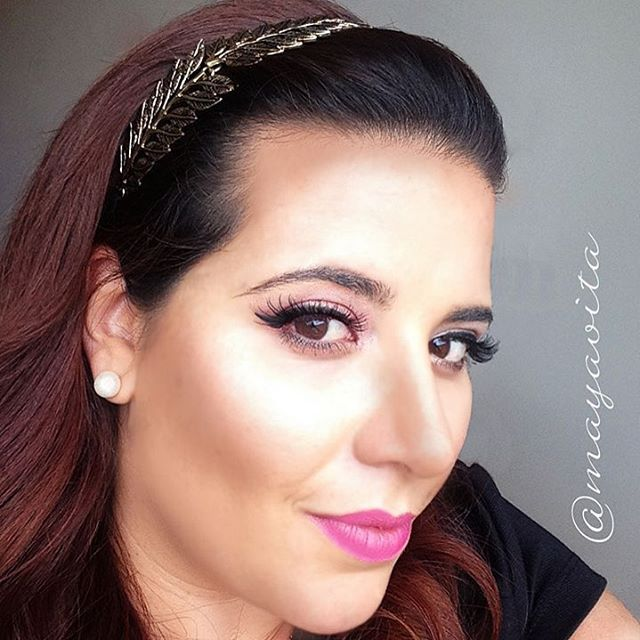 #motivescosmetics #Makeup #Contouring #Byme #Pink #Glow #Beauty