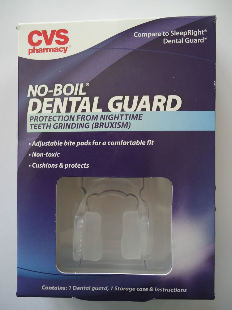 Cvs Dental Guard Extra Comfort Night Protector Compare To