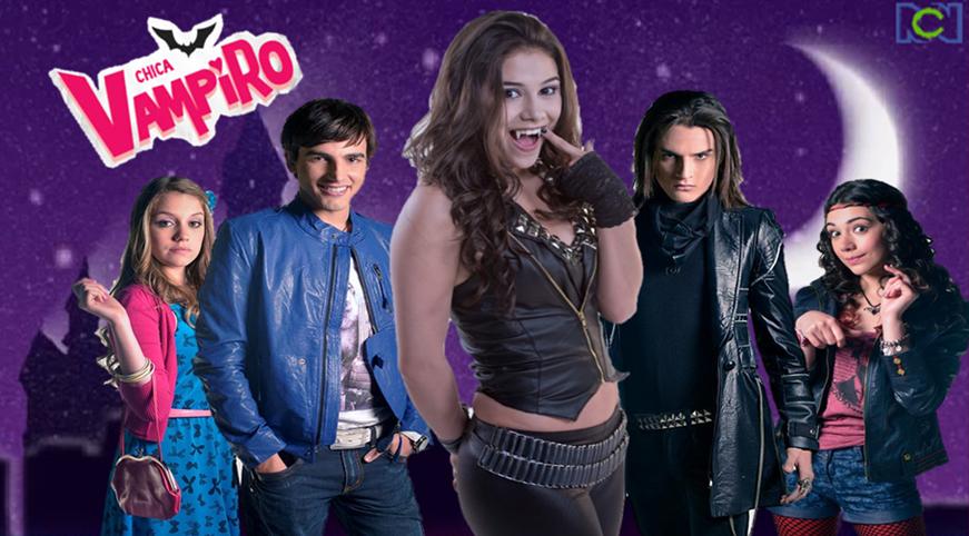 authentic top design fast delivery Chica Vampiro Fans - Capitulos en Vivo de Chicavampiro ...