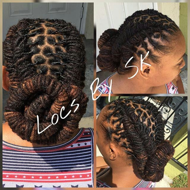 Pin by Marie Da camara on Locs | Pinterest | Locs, Lock style and ...