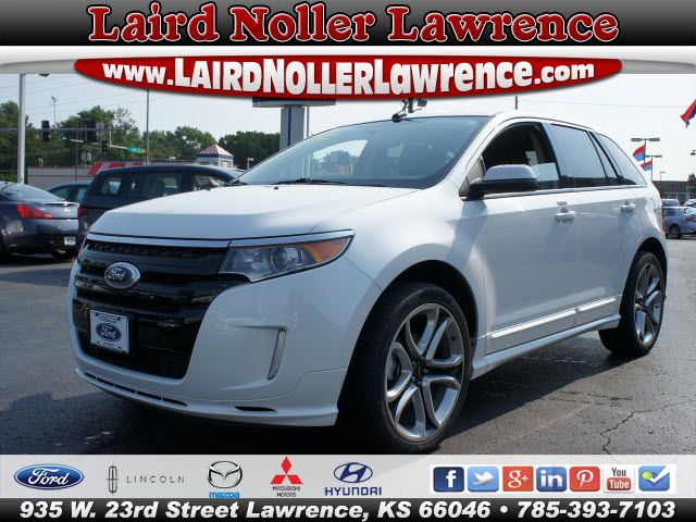 Used 2013 Ford Edge For Sale Www Lairdnoller Com Ford Edge Topeka Used Cars