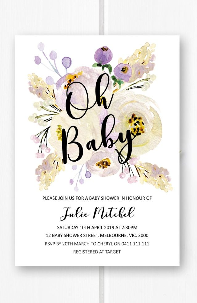 Baby shower invitation printable gender neutral baby shower ideas baby shower invitation printable gender neutral baby shower ideas baby shower invites from pink filmwisefo Choice Image