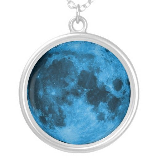 Blue moon pendant jewelry pinterest blue moon moon and pendants blue moon pendant aloadofball Images