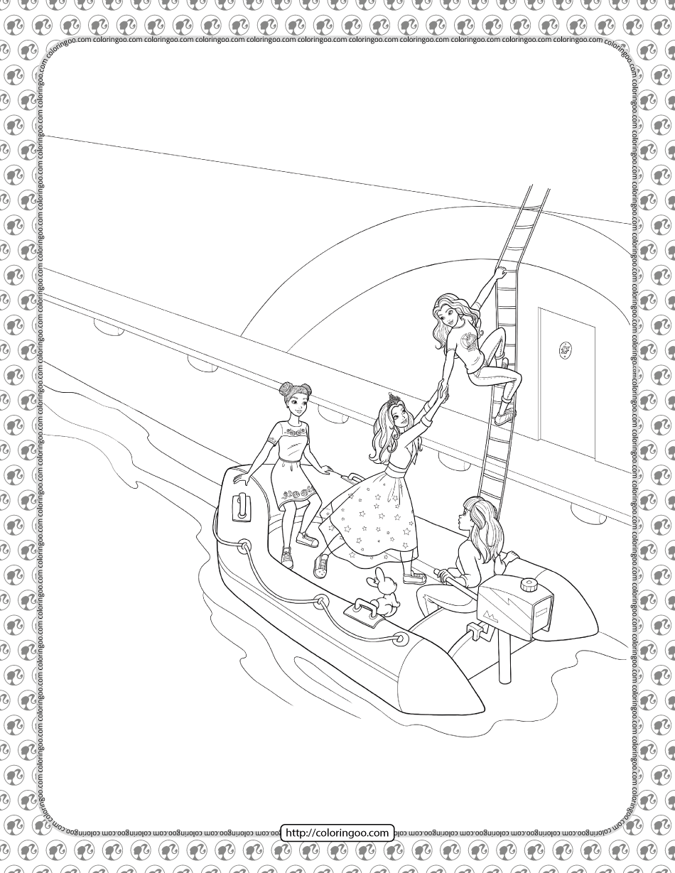 Barbie Princess Adventure Coloring Pages 30 In 2021 Princess Adventure Barbie Coloring Pages Coloring Pages