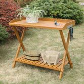 Found it at Wayfair - Potting Bench