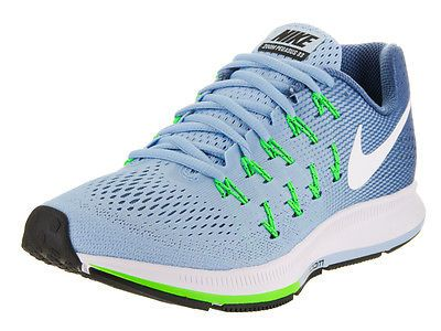 outlet store 0e4d2 e0397 ... reduced nike womens air zoom pegasus 33 bluecap white ocean fog rg grn  running shoe 5.5