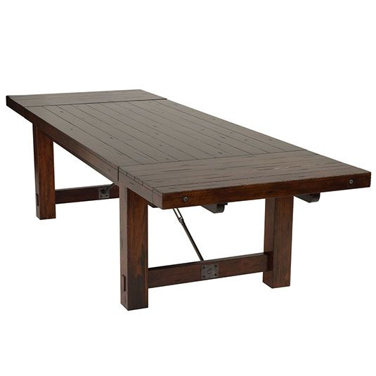 Vineyard Table By Jerome S Furniture Sku Amn66fd10 Casual Dining Room Furniture Jerome S Furniture Rustic Dining Room Table