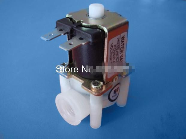 1 1 4 Bspp No Normal Open 12vdc 24vdc Reverse Osmosis Ro Solenoid Valve For Water Fluid Supply Reverse Osmosis Fluid Valve