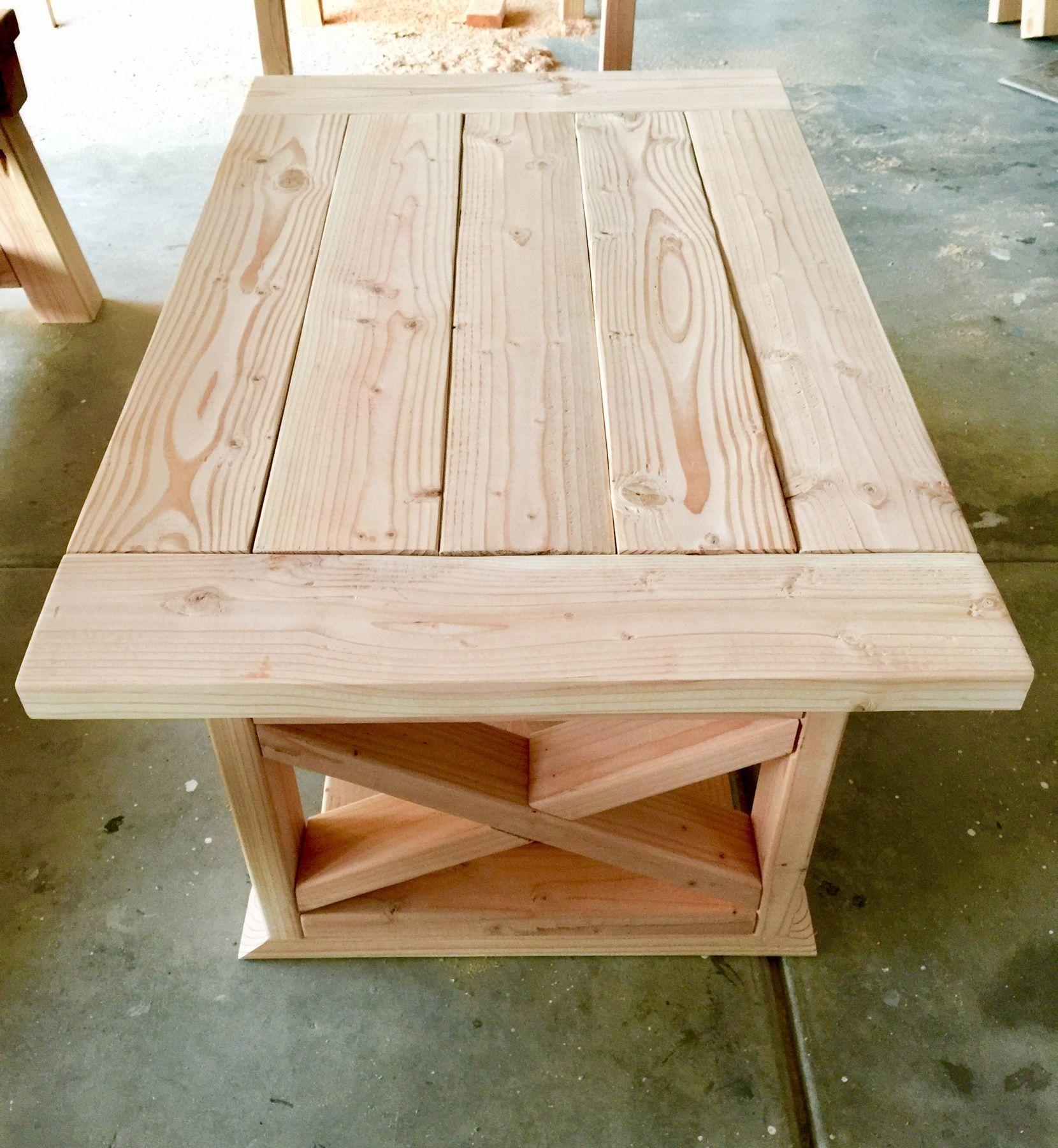 Kreg Jig K5 Pocket Hole Master System Coffee Table Farmhouse Diy Farmhouse Coffee Table Diy Coffee Table