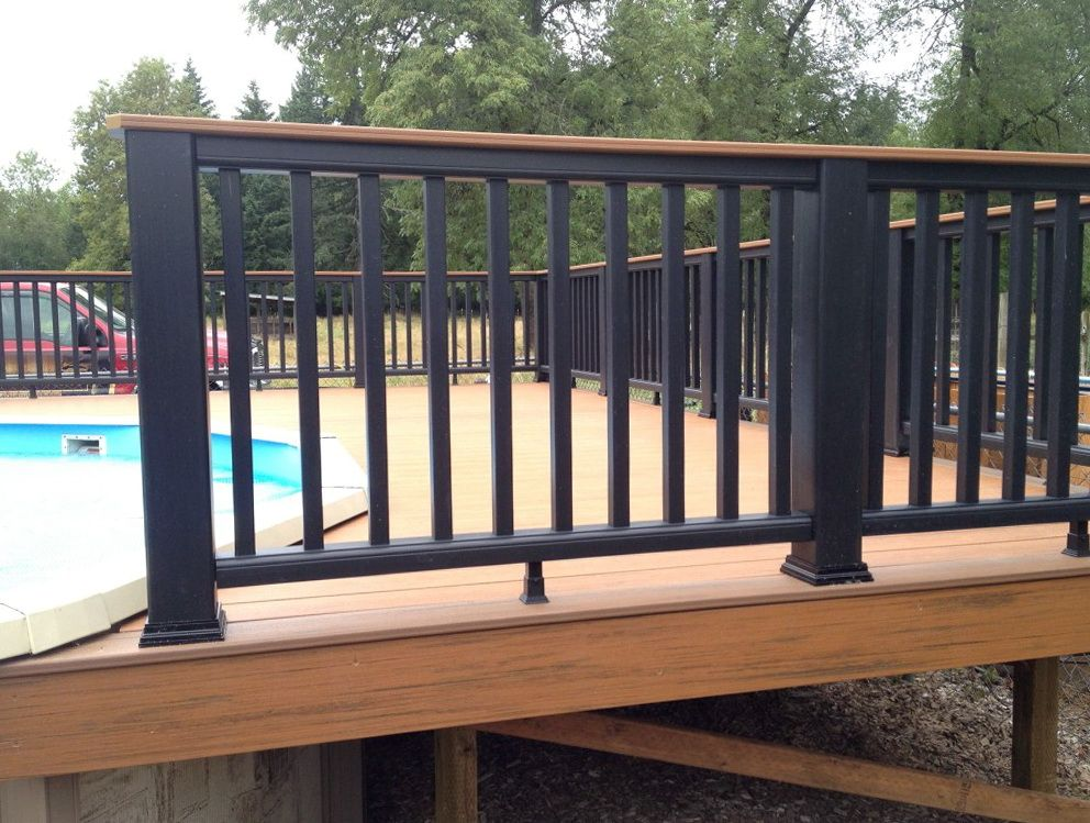 Best Trex Deck Railing Pictures Deck Railing Design Deck 640 x 480