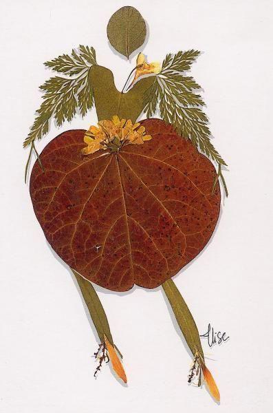 n° 76 cercis - © PODESTAT CREATIONS | jesień | Pinterest | Trabajos ...