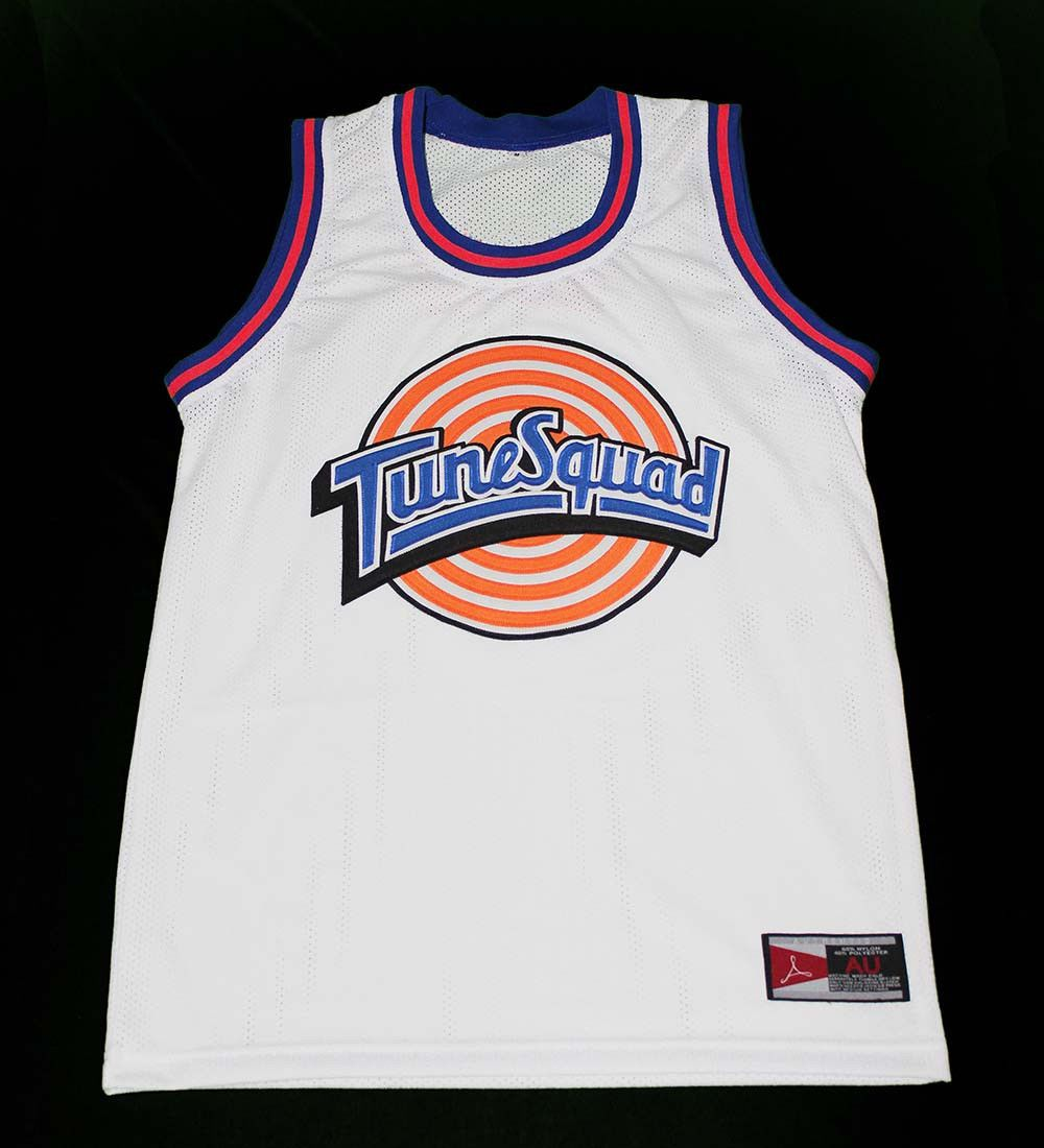 Tune Squad jersey from space jam!