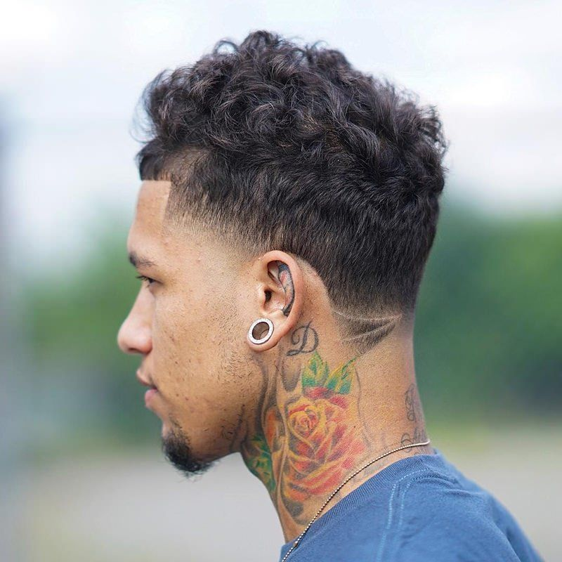 110 Modern And Stylish Curly Hairstyles For Men In 2020 Curly Hair Styles Mens Hairstyles Haircuts For Curly Hair