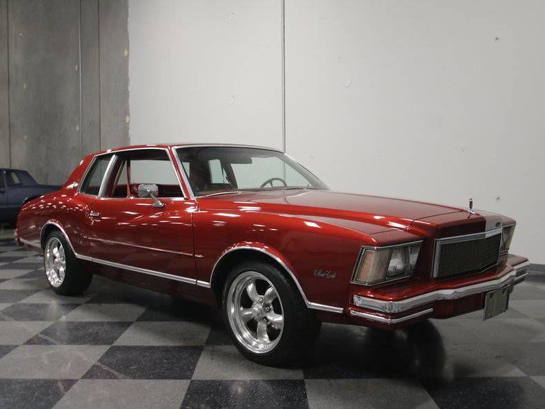 1978 Chevrolet Monte Carlo Chevrolet Monte Carlo Chevrolet