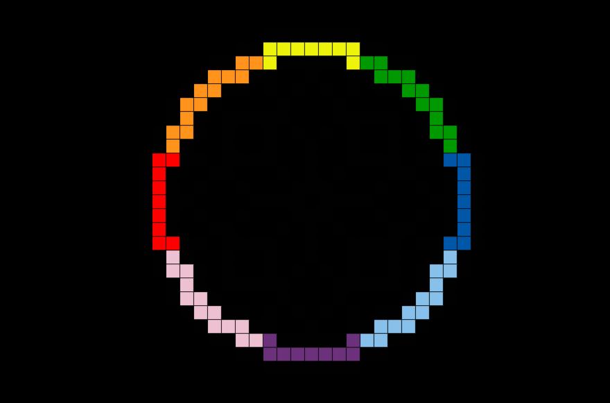 Dreamcatcher Pixel Art Pixel Art 8 Bit Art Art