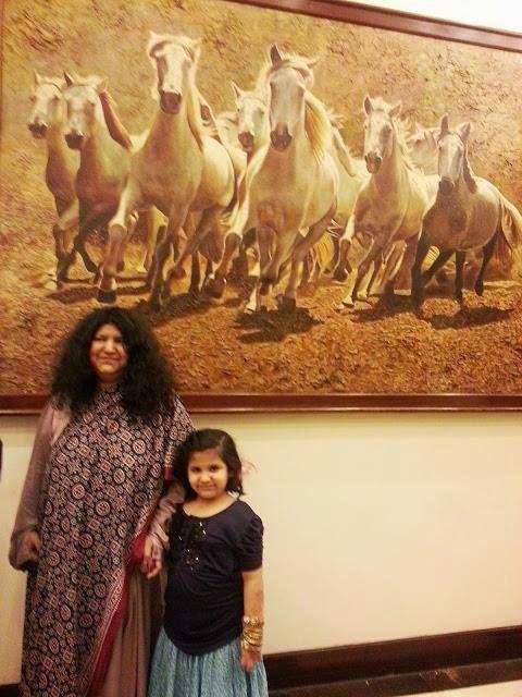 Abida Parveen Family