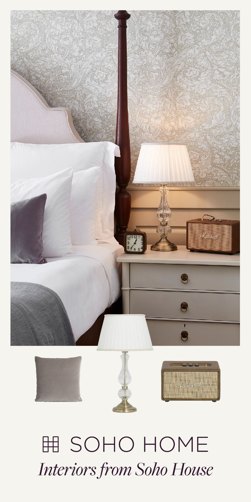 create ambient lighting with interiors from soho house design rh pinterest com