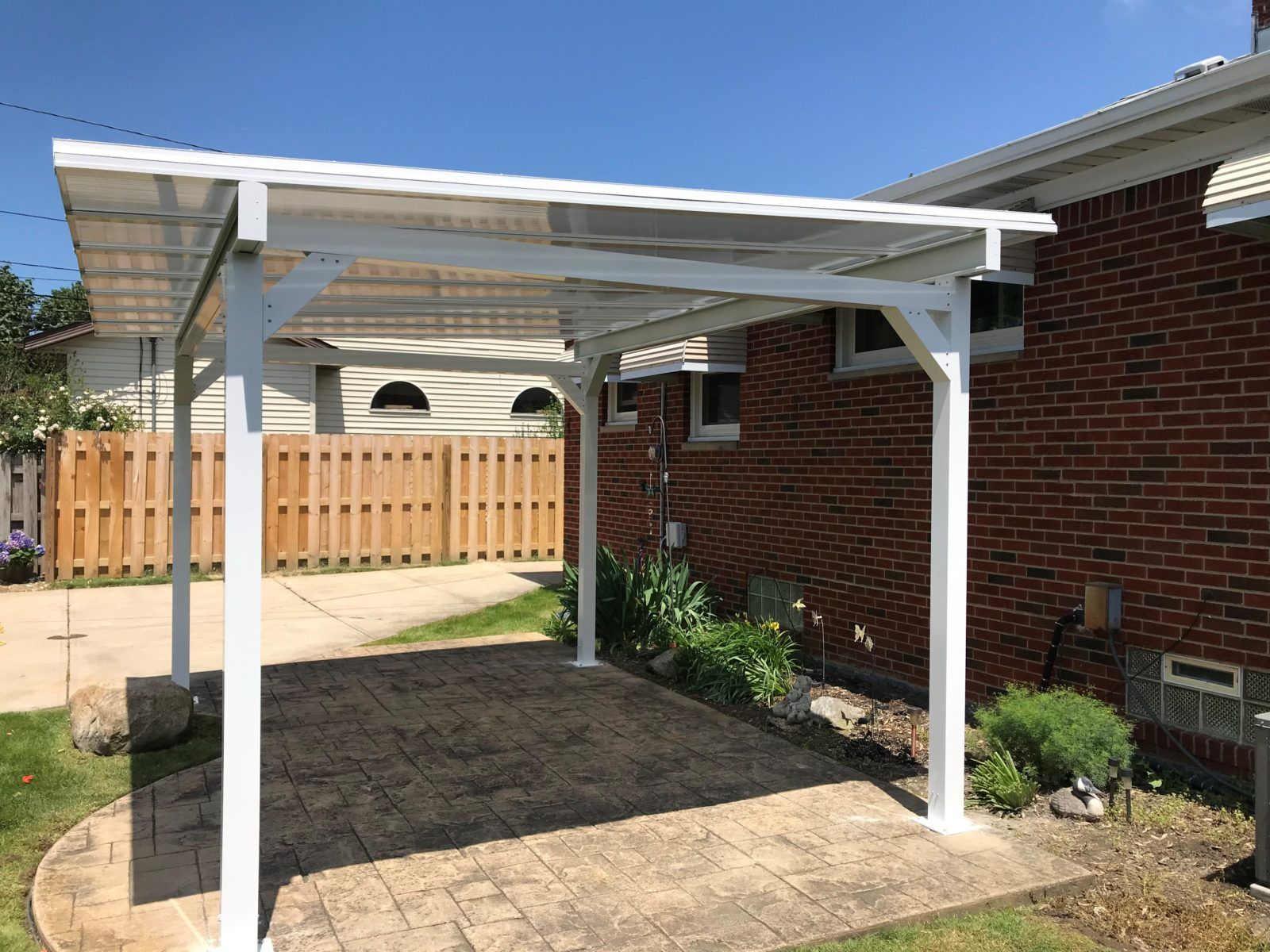 Bright Covers Photos Outdoor Shade Structures Patio Covers Porch Roofs In 2020 Patio Covered Patio Shade Structure