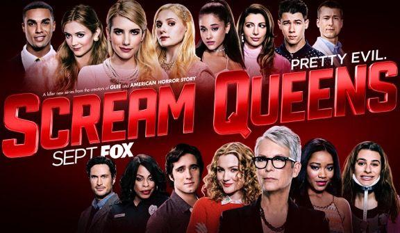 Vem Conferir Essa Série Que Está Matando Todo Mundo de Curiosidade! Scream Queens!