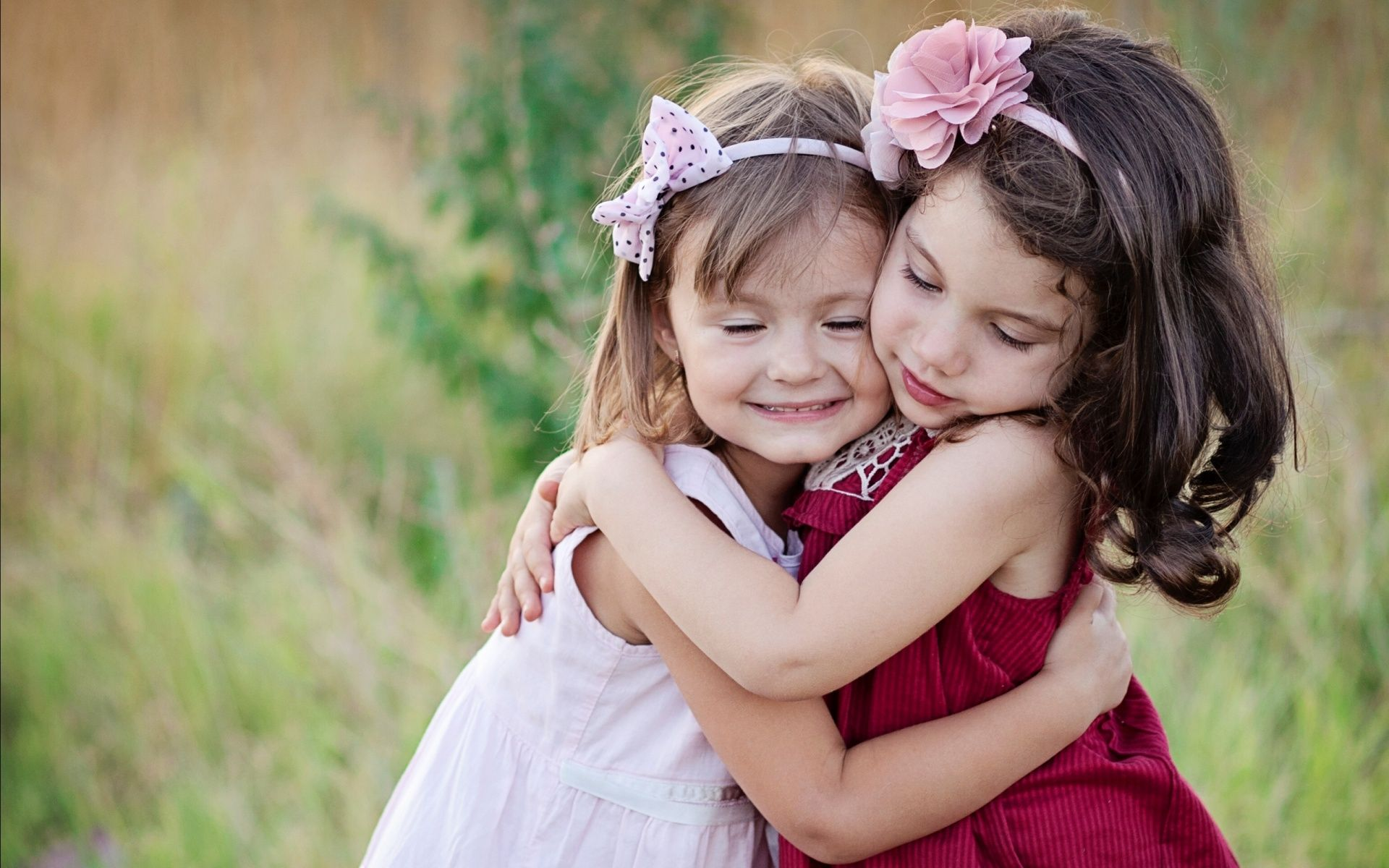 Cute two little angels love cute baby wallpapers pinterest babies voltagebd Image collections