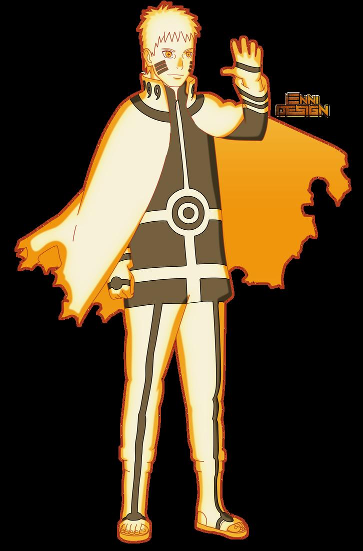 Boruto Naruto Next Generation Seventh Hokage Kcm By Iennidesign