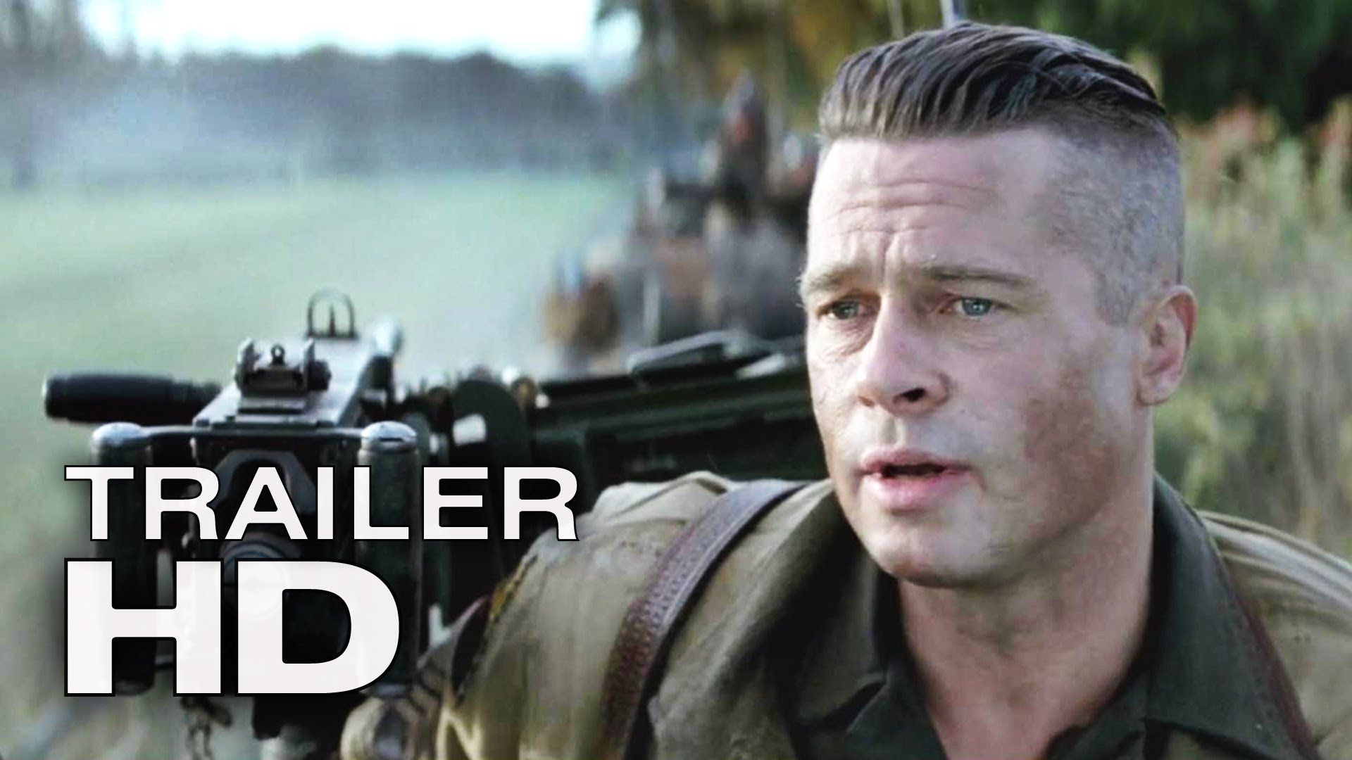 Fury Official Trailer ...