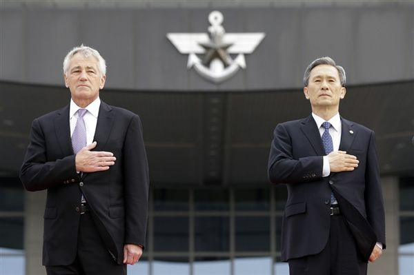US, S. Korea sign 'tailored deterrence' pact against threat of Kim Jong Un's WMDs - World News